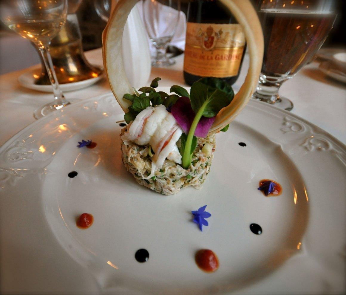 Restaurant Auberge Baker Photo