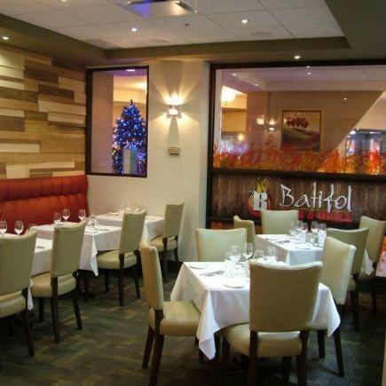 Batifol Bar & Grill (Hôtel Ambassadeur) Restaurant RestoQuebec