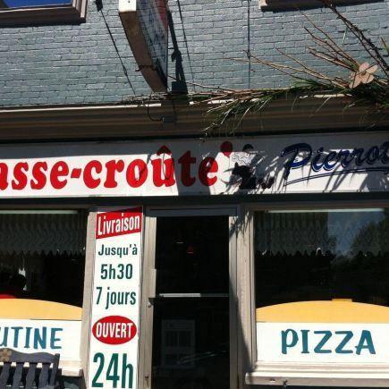 Casse-Croûte Chez Pierrot Restaurant RestoQuebec