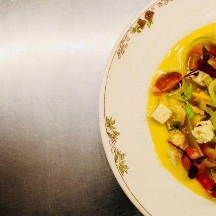 Cendrillon Restaurant RestoQuebec