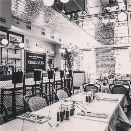 Brasserie Française Chez Jules Restaurant RestoQuebec