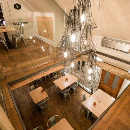 Photo 1 - Chez Victor Restaurant RestoQuebec