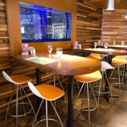 Cosmos Grande Allée Restaurant RestoQuebec
