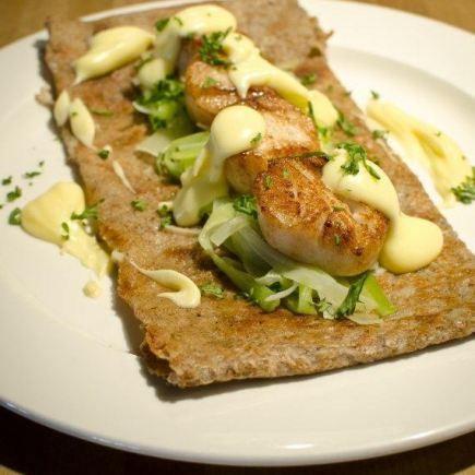 Crêperie-bistro Le Billig Restaurant RestoQuebec