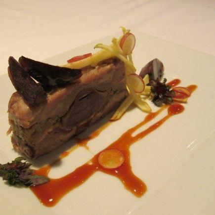 La Fenouilliere Restaurant RestoQuebec