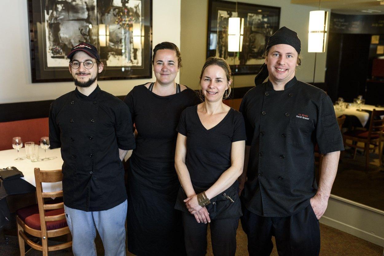 La Girolle - Restaurant Cuisine Française Montcalm, Québec