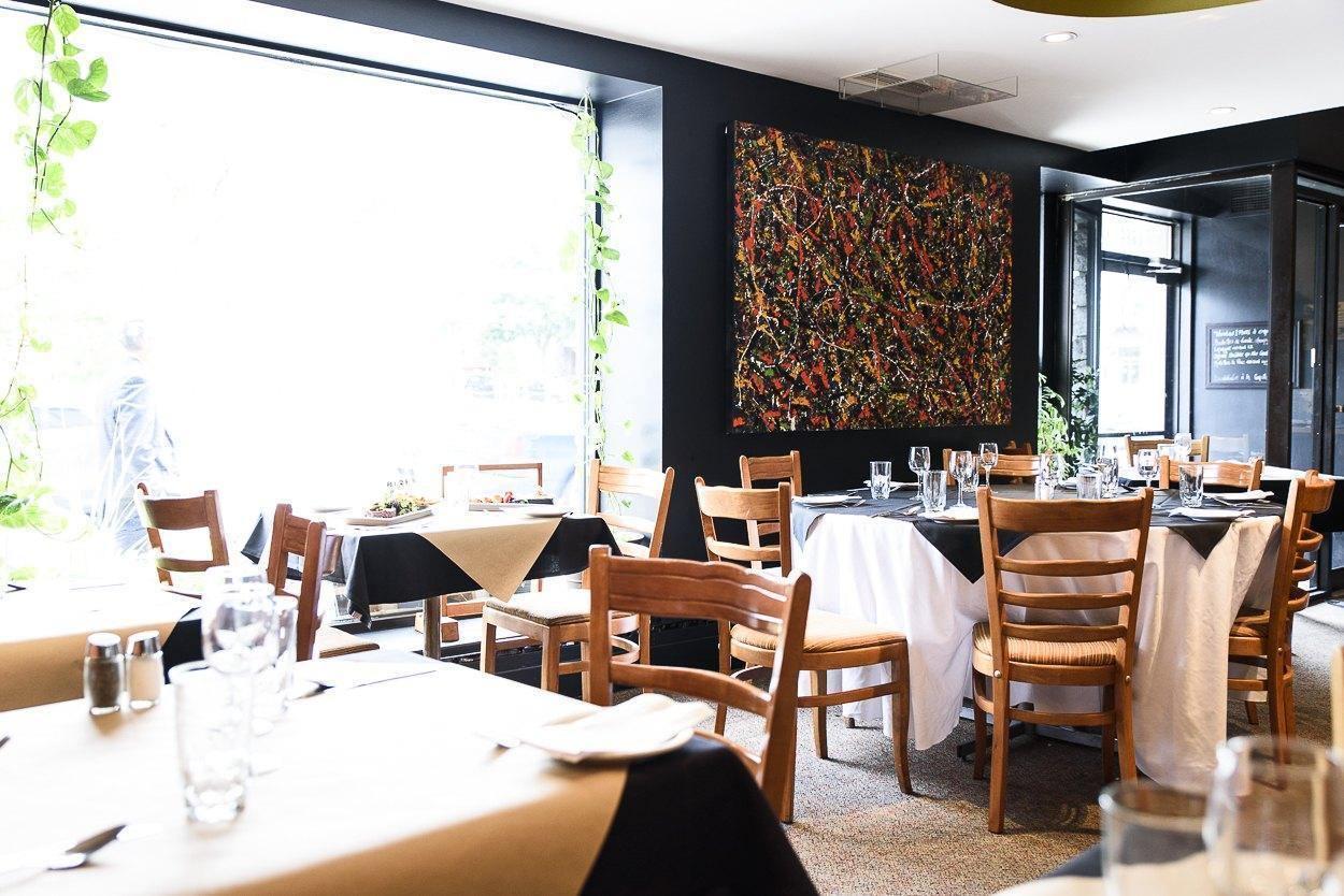 La Girolle - Montcalm, Quebec - French Cuisine Restaurant