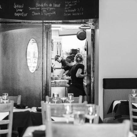 La Girolle Restaurant RestoQuebec