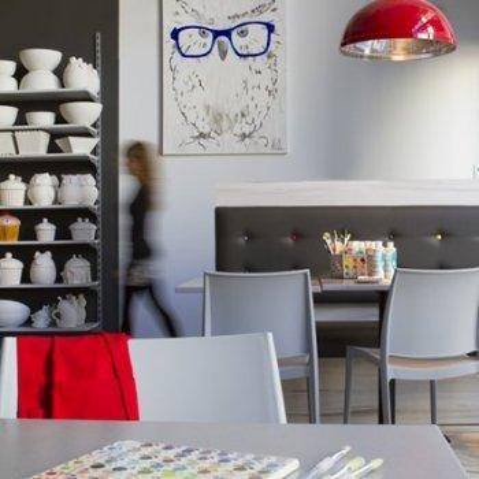 Le Céramic Café Studio Restaurant RestoQuebec