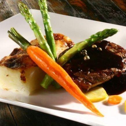 Le Maizerets Restaurant RestoQuebec