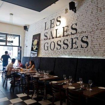 Photo 1 - Les Sales Gosses Restaurant RestoQuebec