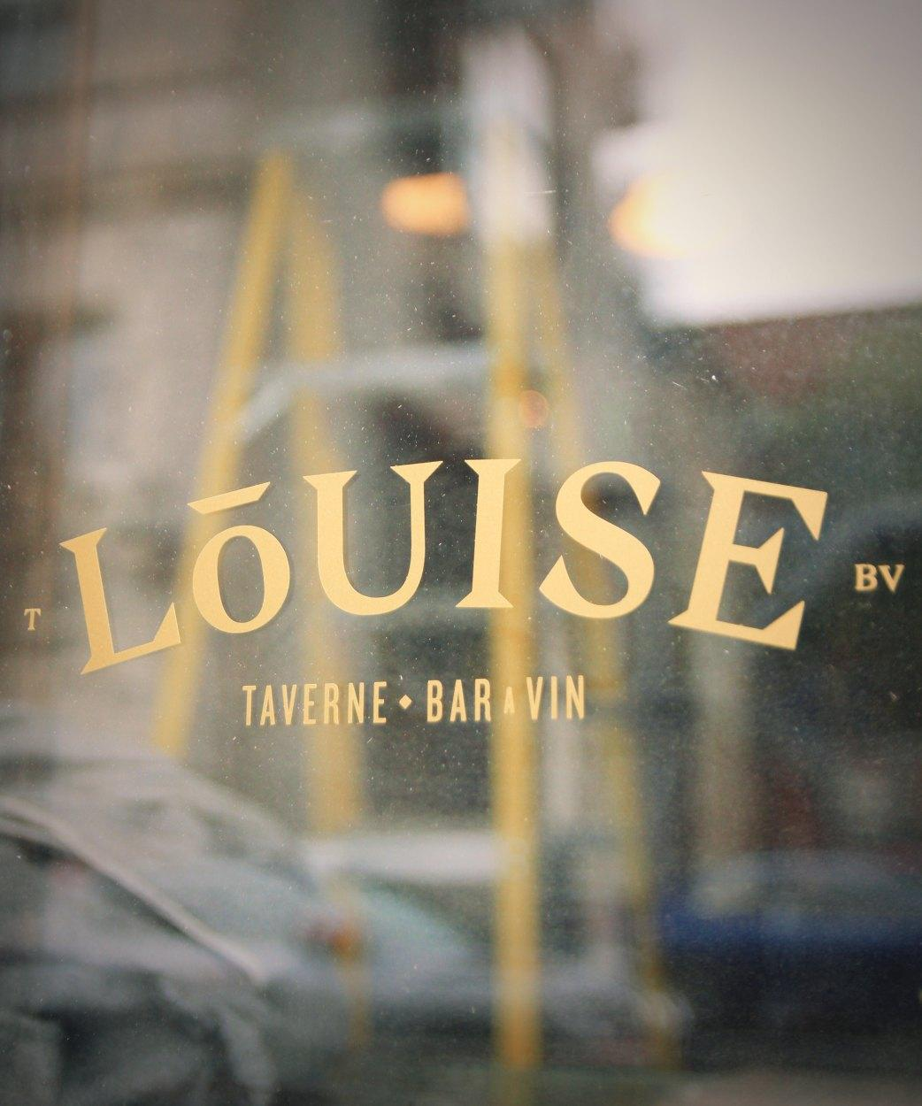 Louise Taverne & Bar à Vin - Old-Port, Quebec - Creative Cuisine Restaurant