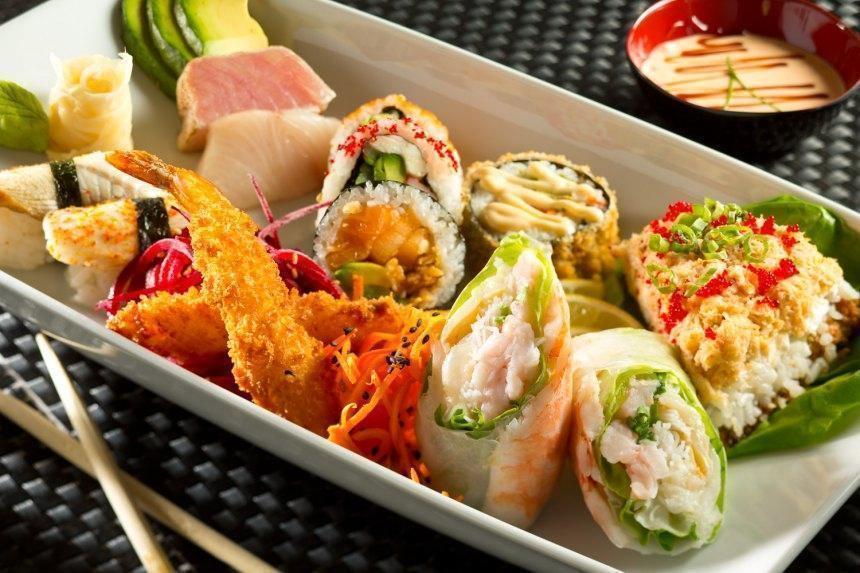 L 39 oeil du dragon sushi restaurant l vis rive sud - Cuisine moleculaire quebec ...