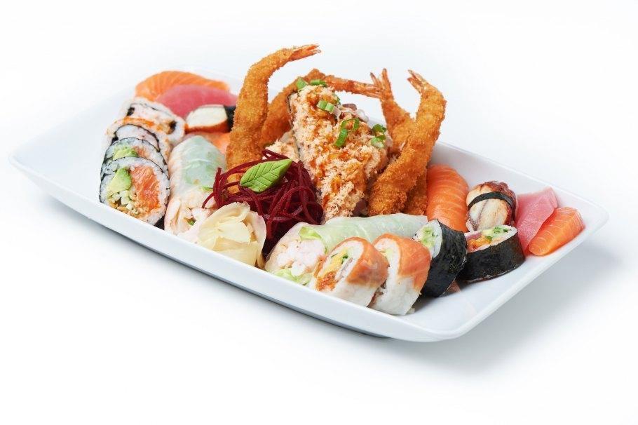 L Oeil Du Dragon Restaurant Sushis