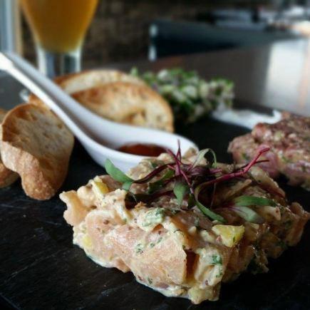 Microbrasserie La Boite à Malt Restaurant RestoQuebec