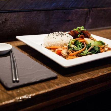 Miyagi Bistro thaï et sushi Restaurant Photo