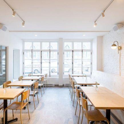 Nina Pizza Napolitaine Restaurant RestoQuebec
