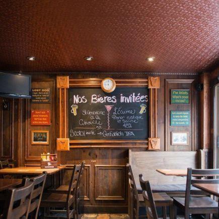 Pub Galway Restaurant RestoQuebec