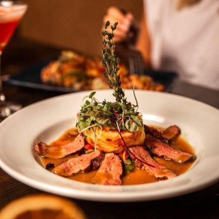 Rideau Rouge Restaurant RestoQuebec