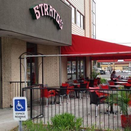 Stratos Pizzeria Restaurant RestoQuebec