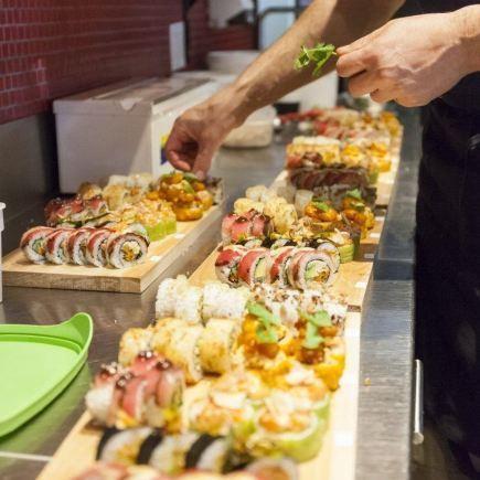 Sushi Taxi Restaurant RestoQuebec