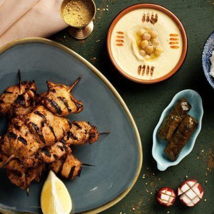 Zeitoun Cuisine Libanaise Restaurant RestoQuebec